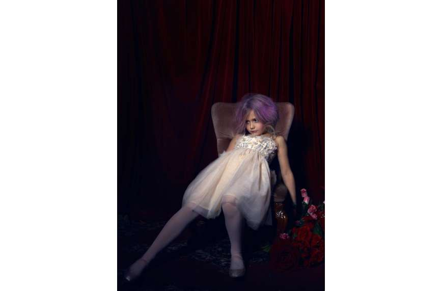 <p>Tutu Du Monde<br />Photographer Hannah Scott-Stevenson<br />Hair and Makeup Natalie Urban</p>